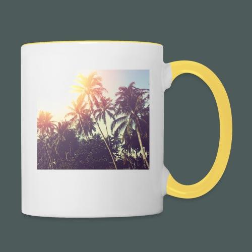 sun - Mug contrasté
