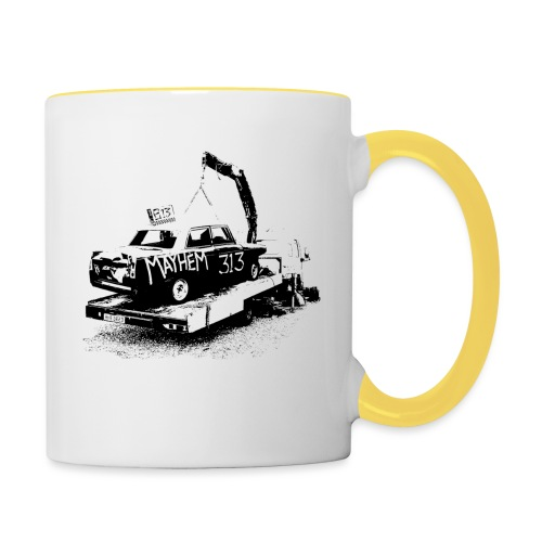 Mayhem! - Contrasting Mug