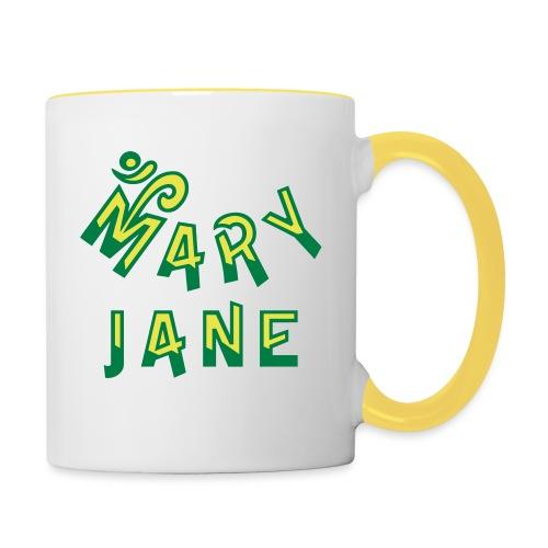Mary Jane - Contrasting Mug