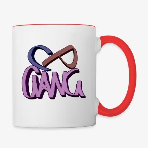 CP GANGG - Kaksivärinen muki