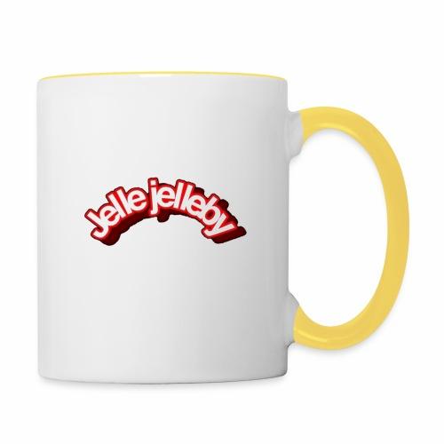 JELLE JELLEBY MERCH🔥 - Mug contrasté