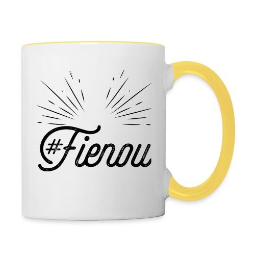 #Fienou - Tazze bicolor