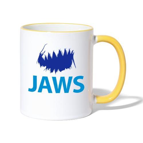Jaws Dangerous T-Shirt - Contrasting Mug