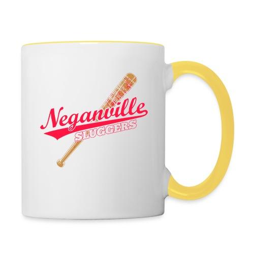 Neganville Sluggers - Contrasting Mug
