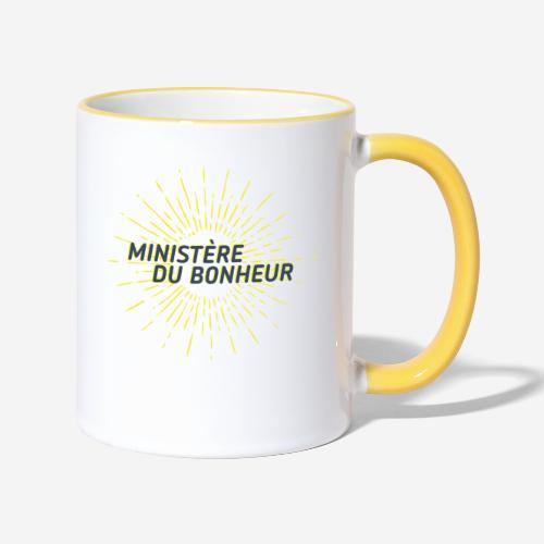 Ministère du Bonheur - Mug contrasté