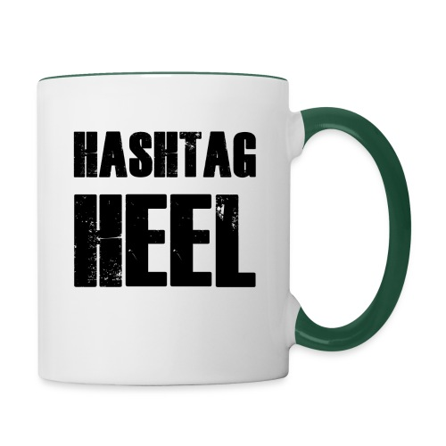 hashtagheel - Contrasting Mug