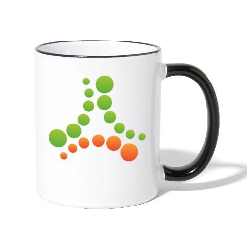 logotipo - Tazze bicolor