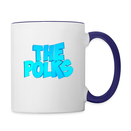 THEPolks - Taza en dos colores