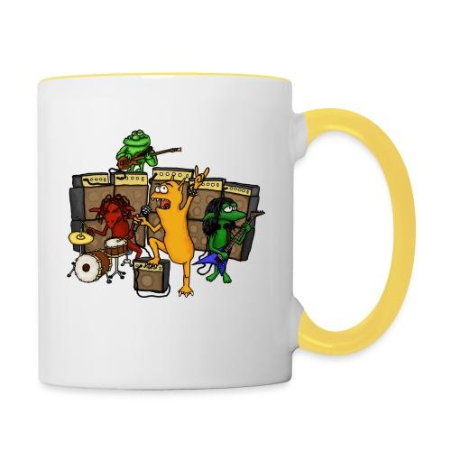 Kobold Metal Band - Contrasting Mug
