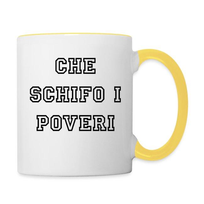 #cheschifoipoveri