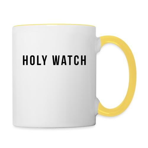 Holywatch T-Shirt - Mok tweekleurig