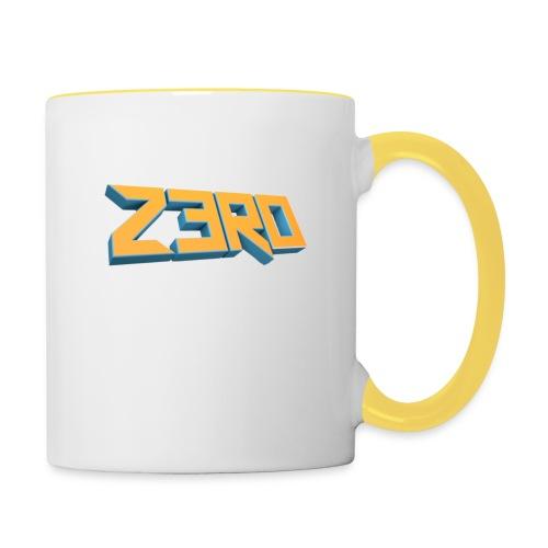 The Z3R0 Shirt - Contrasting Mug