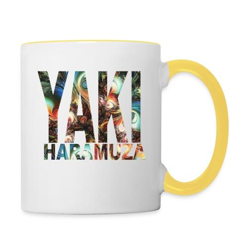 YAKI HARAMUZA BASIC HERR - Tvåfärgad mugg