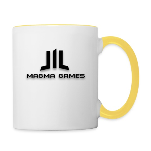 Magma Games hoesje - Mok tweekleurig