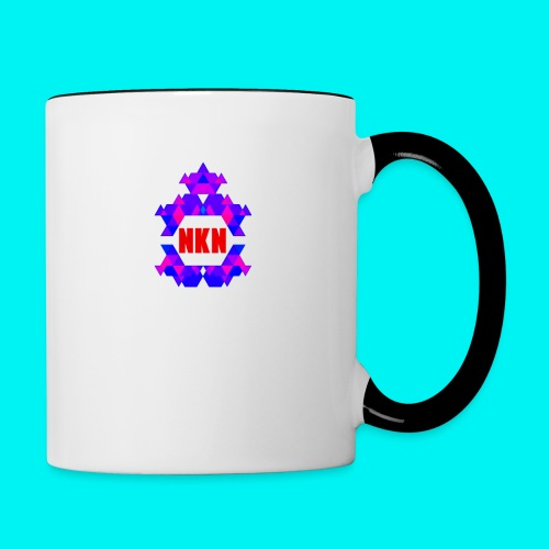 THE OFFICIAL NEUKADNEZZAR T-SHIRT - Contrasting Mug