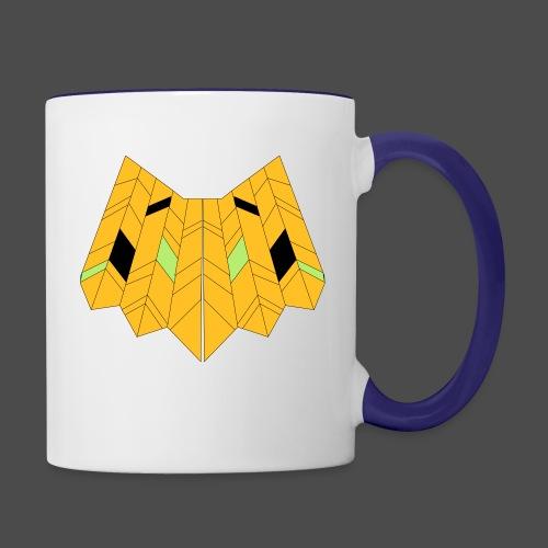Owl Colour Redraw - Contrasting Mug