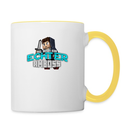 Echter Amboss! - Contrasting Mug