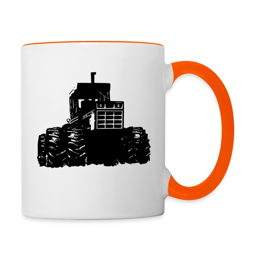 IH 4WD Tractor - Contrasting Mug