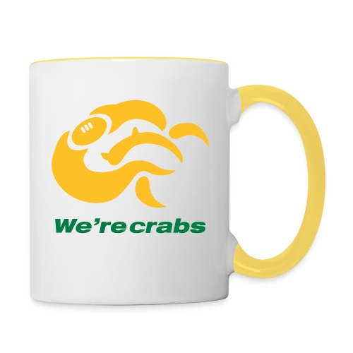 Crazycrab_Australia - Tazze bicolor