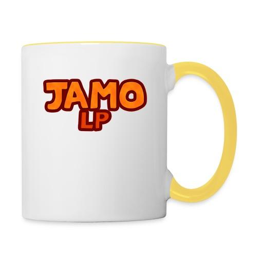 JAMOLP Logo Mug - Tofarvet krus