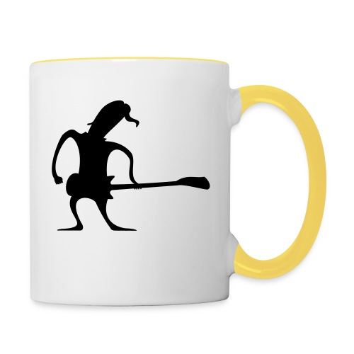 bassman - Mug contrasté