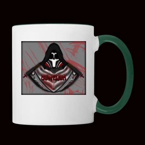 SoWeQDK Reaper ! - Tofarvet krus
