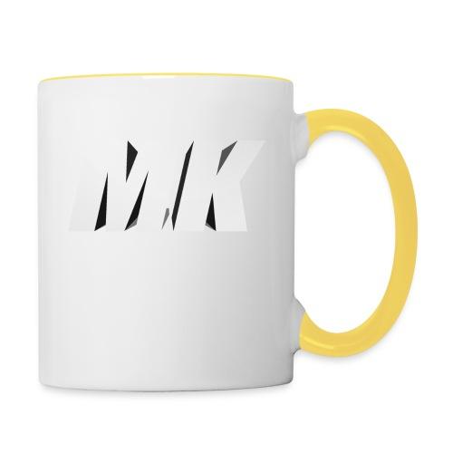 MK 3D - Mok tweekleurig