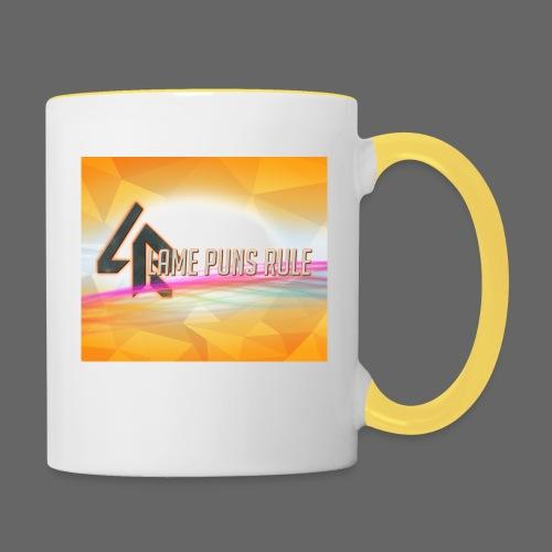 lpr mousepad png - Contrasting Mug