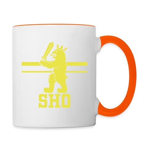 SHO Satakunta - Kaksivärinen muki
