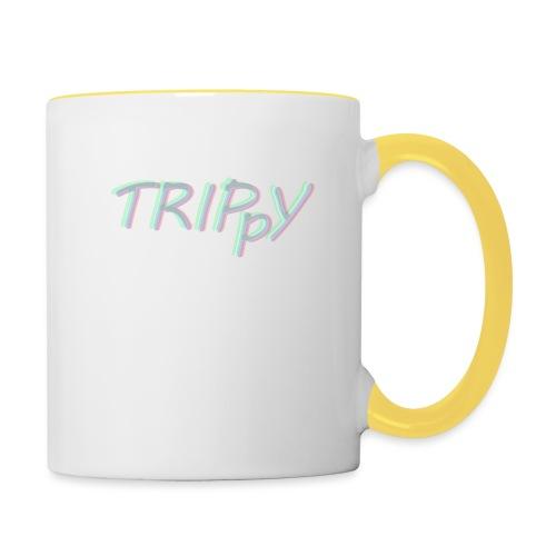 Trippy Original - Tvåfärgad mugg