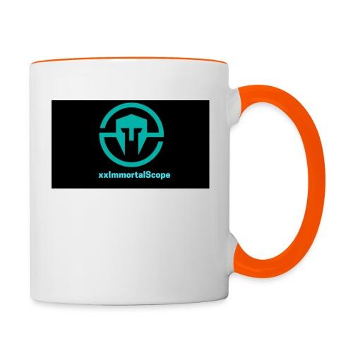 xxImmortalScope throwback - Contrasting Mug