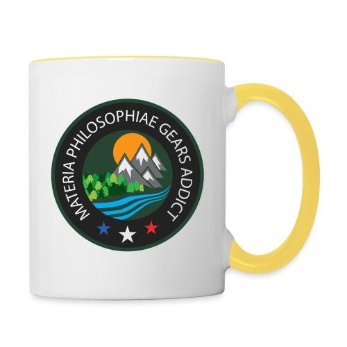 LOGO Materia Philosophiae 2017 - Mug contrasté