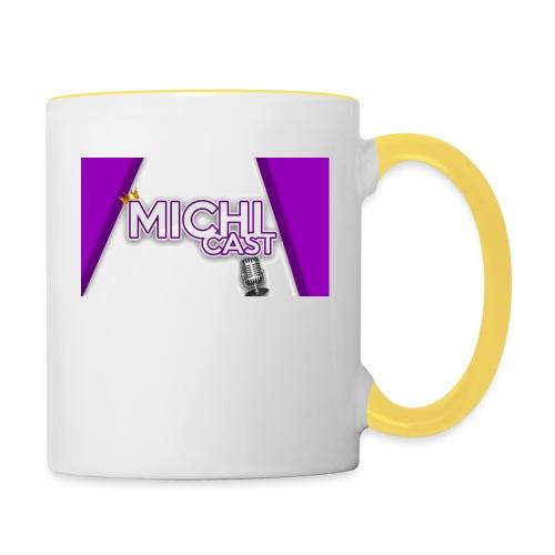 Camisa MichiCast - Contrasting Mug