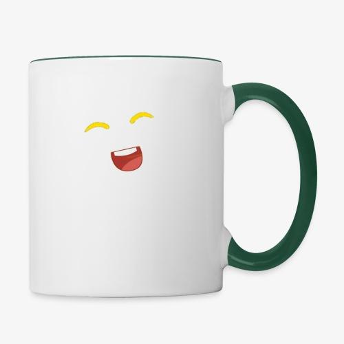 banana - Contrasting Mug
