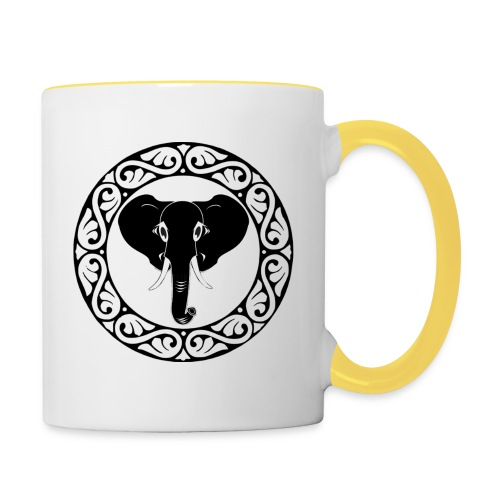 1st Edition SAFARI NETWORK - Contrasting Mug