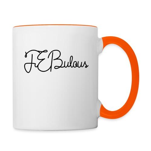 FEBulous Schreischrift - Contrasting Mug