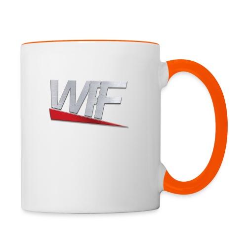 WWEFANFRANCE - Mug contrasté