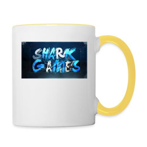 SharkGames - Tazze bicolor