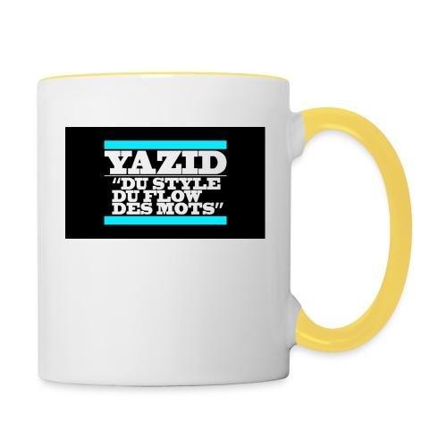 jdfcrea serie 1 - Mug contrasté