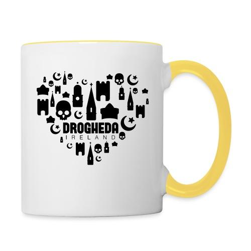Drogheda Black - Contrasting Mug