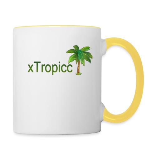 tropicc - Mug contrasté