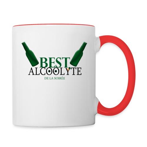 Alcoolyte ! - Mug contrasté