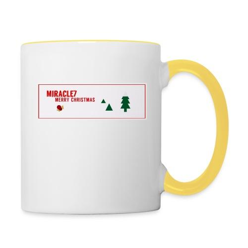 Christmas Exclusive - Contrasting Mug