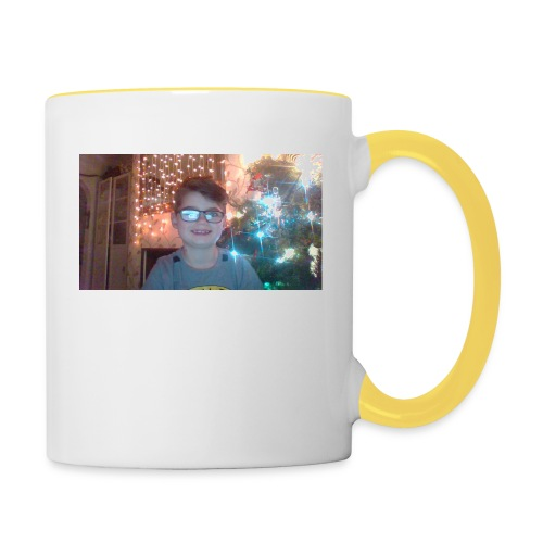 limited adition - Contrasting Mug