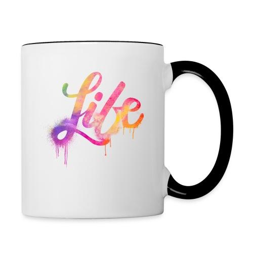life - Tazze bicolor