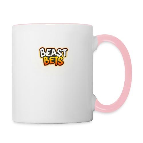 BeastBets - Tofarvet krus