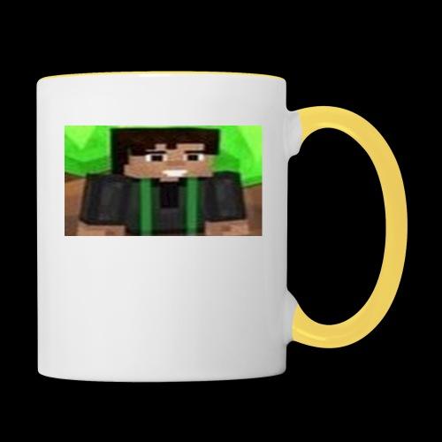 EnZ PlayZ Profile Pic - Contrasting Mug