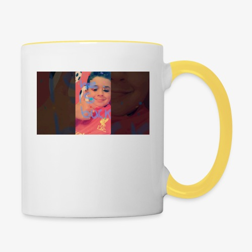 Kaiden merchandise - Contrasting Mug