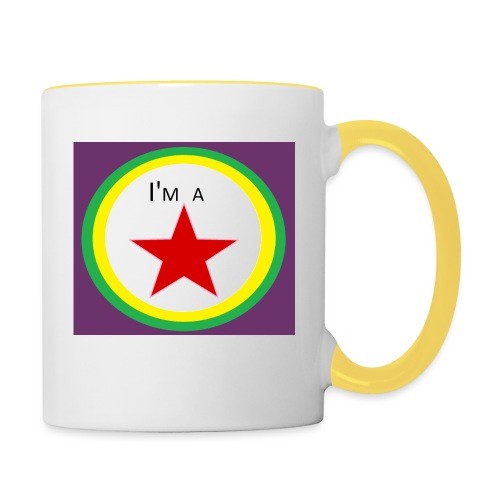 I'm a STAR! - Contrasting Mug