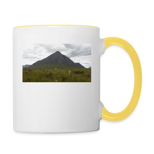 Buachaille Etive Mor - Contrasting Mug